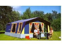 Conway Classic trailer tent (pop up camping caravan)