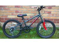Apollo Spider Childs Hard Tail Mountain Bike (6-10 year old)