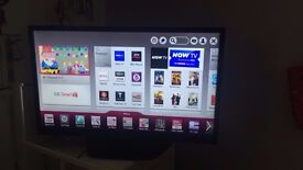 """LG 29"""" LCD Smart TV with Ariel"""