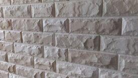 Indoor Decorative Sandstone Look slabs/tiles Stone Cladding 1 Sqm £15