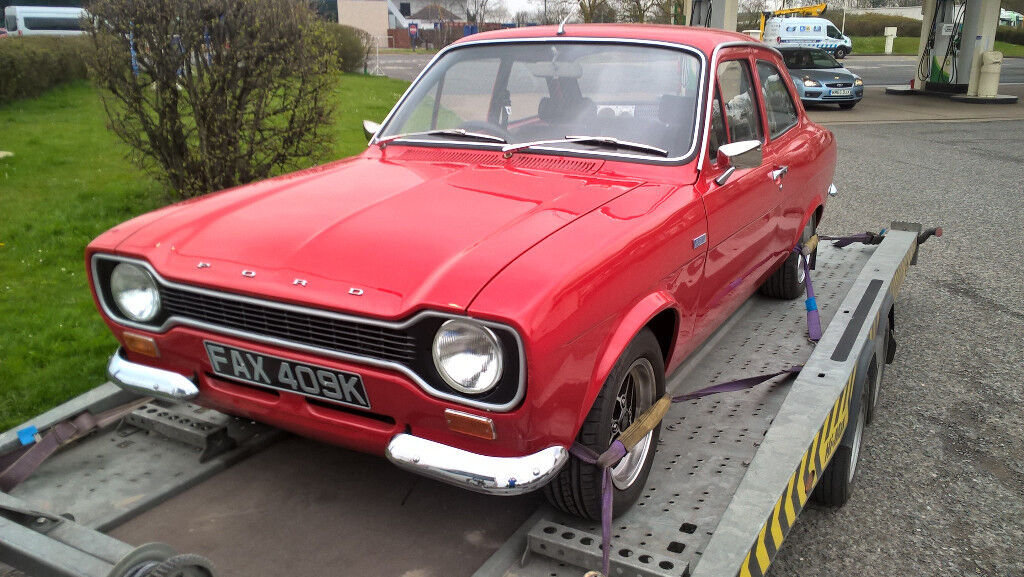 RS TRANSPORT CAR DELIVERY COLLECTION CLASSIC CARSEBAY BUYS DAMAGED - Ebay classic cars