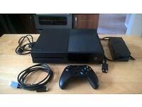 Xbox one 500gb console in black