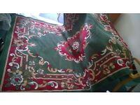 L a r g e carpet for sale
