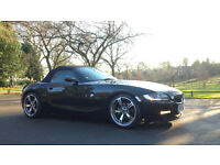 "Bmw Z4 2.5si 218bhp Facelift model Heated M-Sport seats 18"" AC Schnitzer Alloys"