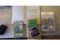 4 fishing books as photo