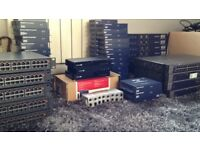 Network and AV Equipment