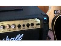 Marshall 40 watt guitar amp, vintage 1990's Valvestate 8040. Offers?