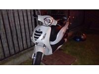 125cc ps white