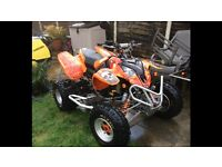 Polaris Predator 500 2005 road legal