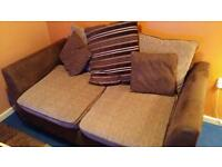 2 seater bed settee good condition