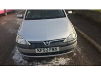 car in very good condition 11 months mot