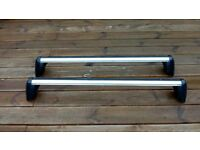 Genuine Audi A6 Estate Roof Bars for 2004 to 2011 models