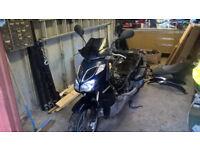 Aprilia Sportcity 125cc, 57 Reg needs a new Head Gasket Scooter Moped