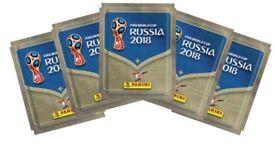 Panini Fifa World Cup Russia 2018 Sticker Swaps