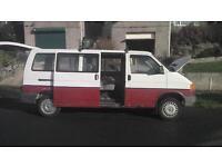 Volkswaagon T4 Transporter Caravelle 2.4 diesel 1995-96