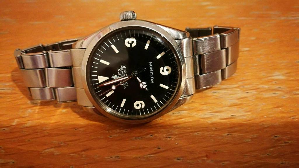 4b8a0d168073 Rolex explorer 5500 part exchange welcome. Driffield