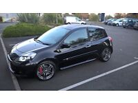Renaultsport Clio RS200 CUP black
