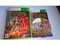 The Cursed Crusade - Xbox 360 Game