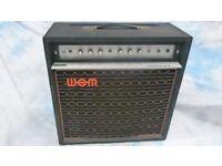 Wem Vintage 1970s Watkins Dominator MKIII Valve Amplifier Combo
