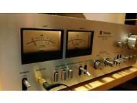 Technics SU-7700, amplifier, vintage, classic,rare