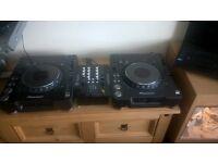 pioneer CDJ-1000MKS CD Decks