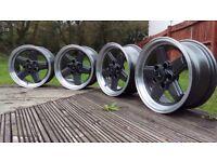 """15"""" Penta Wheels ( Alloys AMG Ronal R9 OZ MIM BBS Melber Mercedes w123 w124 w114 w126 T3 T4 T25 VW"""