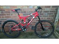 GT-IDRIVE 6.0 SHIMANO DEORE 27 SPEED MOUNTAIN BIKE