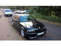 sale or swap bmw 325ci msport e46 for 4x4, freelander prefered all cars considered