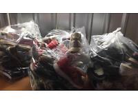 Job lot Wholesale used second hand Sport Shoes Trainers