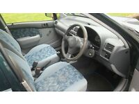 1.3 toyota starlet great going wee car no time wasters