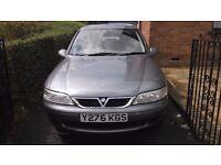 Vauxhall Vectra 1.8 LS