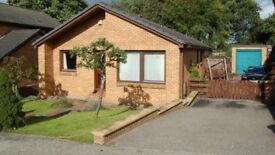 Deceptively spacious 4 bed detached bungalow in Culloden (looking for a 2 bedroomed in same area)