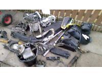 Suzuki cougar suzuki ts125 pit bike parts