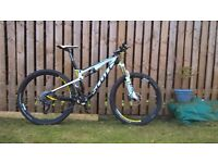 Scott Spark 720 650b Mountain Bike-Carbon Frame. XT/SLX/Syncros - 2015 model (bought new 1 Yr ago)