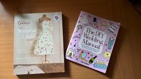 DIY wedding books, Ideas