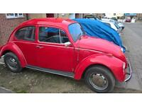 1970 Classic beetle for sale TAX & MOT