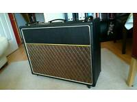 Vox AC30 cc2 upgraded