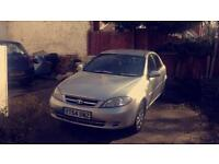 Daewoo Lacetti Sx 1.6, 5 door lovely cheap bargain low miles