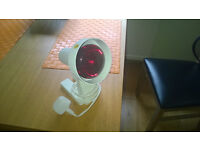Bodi-Tek Infrared Healing Lamp - relief from muscular, joint, strain and stress pain or discomfort.