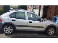 Rover streetwise 1.4 silver good runner MOT January 19 recently had a new battery 2new front tyres