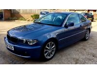 Bmw 330cd se auto Full service history BMW