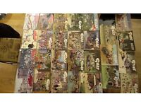 Collection of Giles Cartoon annuals - 28 in total