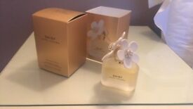 Limited edition DAISY perfume Marc jacobs