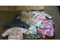Baby Girl clothes / outfits bundle 0-3 months