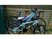 FREE bikes x3