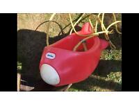 Little Tikes Aeroplane Swing Seat