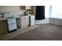 Bedsitter in clean comfortable house with shared bathroom with ome other bedsit.