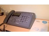 Sharp UX-84 Fax Machine /Telephone / Copier