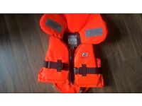 Baltic 0-15kg Toddler Life Vest