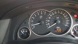 Vauxhall Meriva 1.6 - MOT Until July 2018 Only 67000 miles DRIVES LIKE NEW